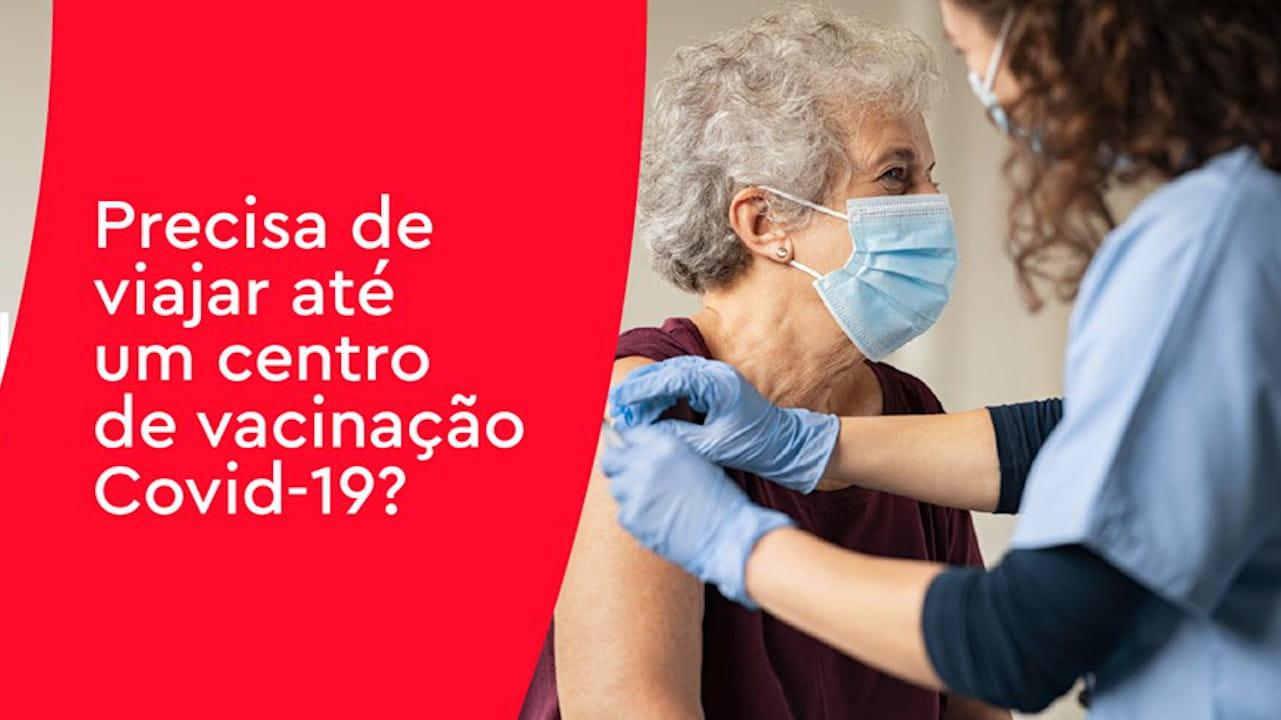 centros de vacinação
