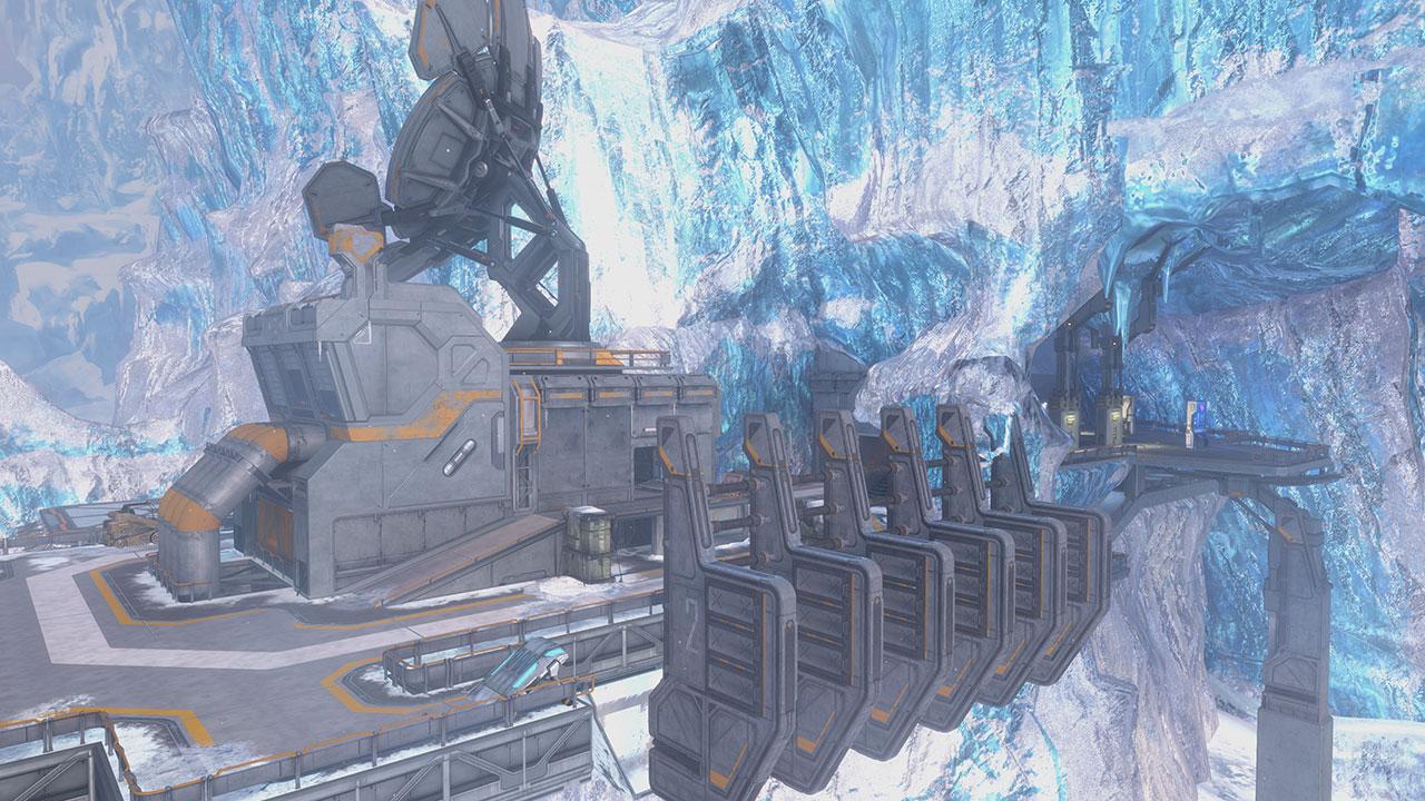 Halo 3 mapa