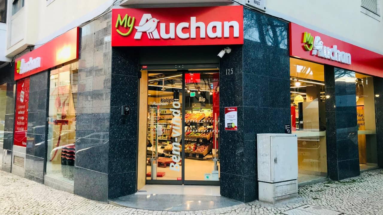 My Auchan Campo de Ourique