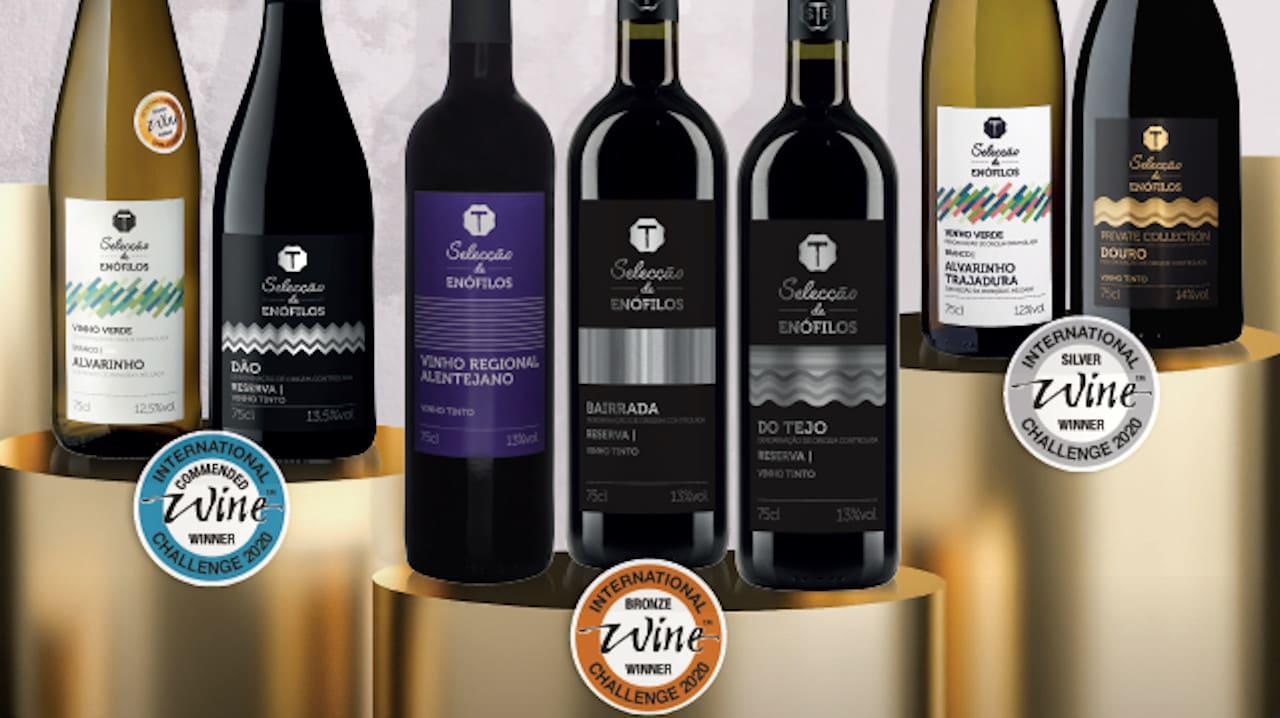 vinhos Intermarché