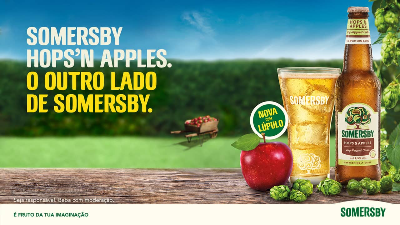 Somersby Hops 'N Apples