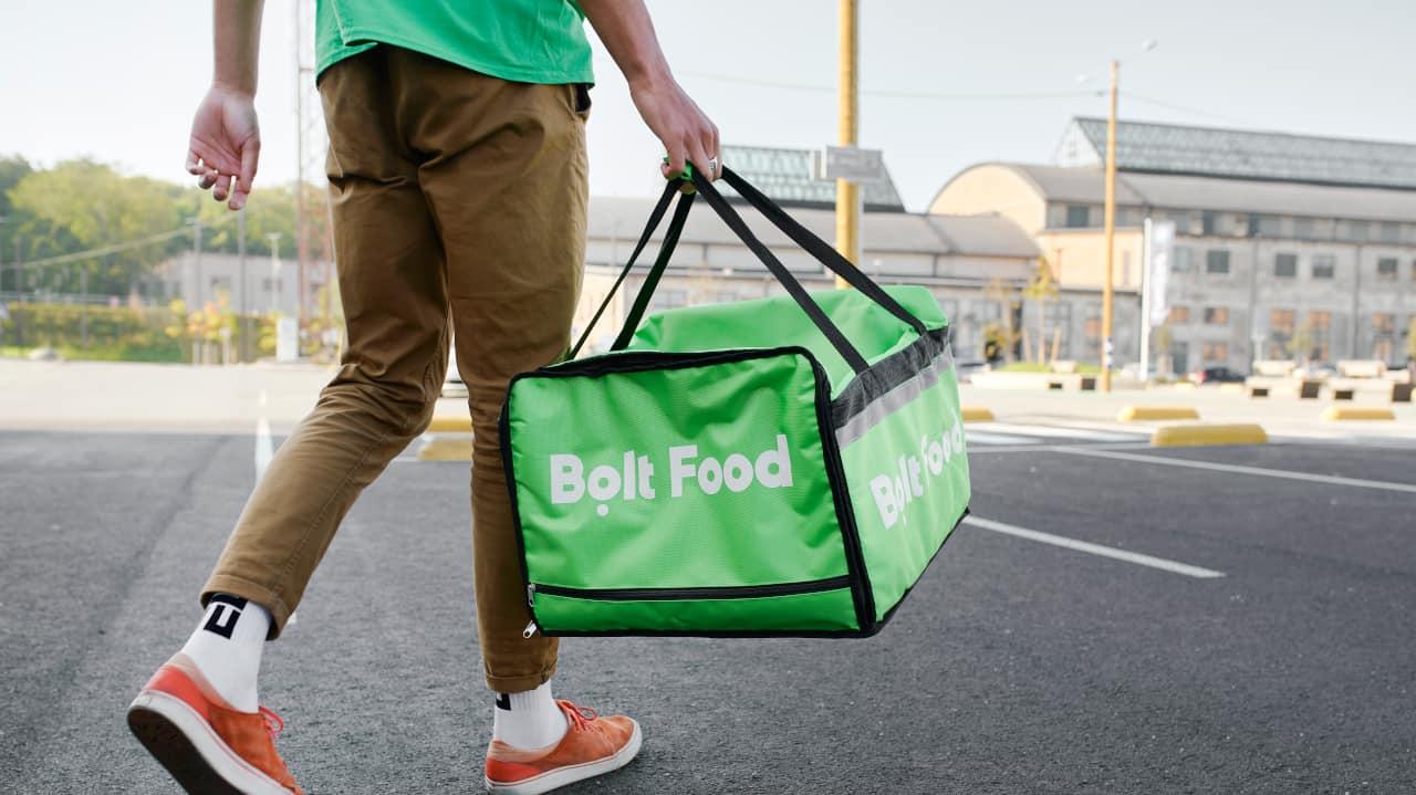 Bolt Food Cascais
