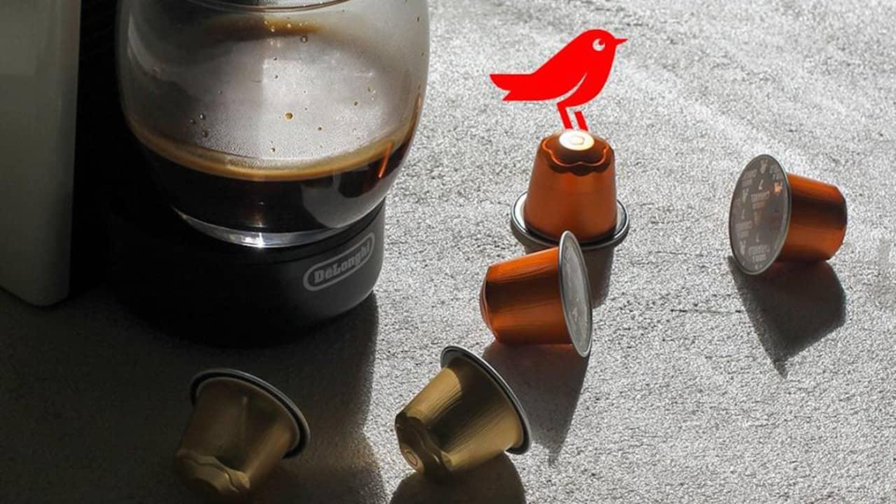 Auchan cápsulas de café