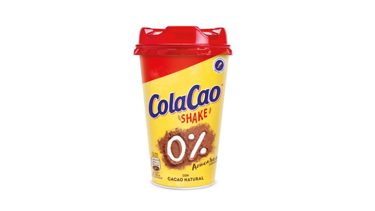 ColaCao Milk Shake 0%