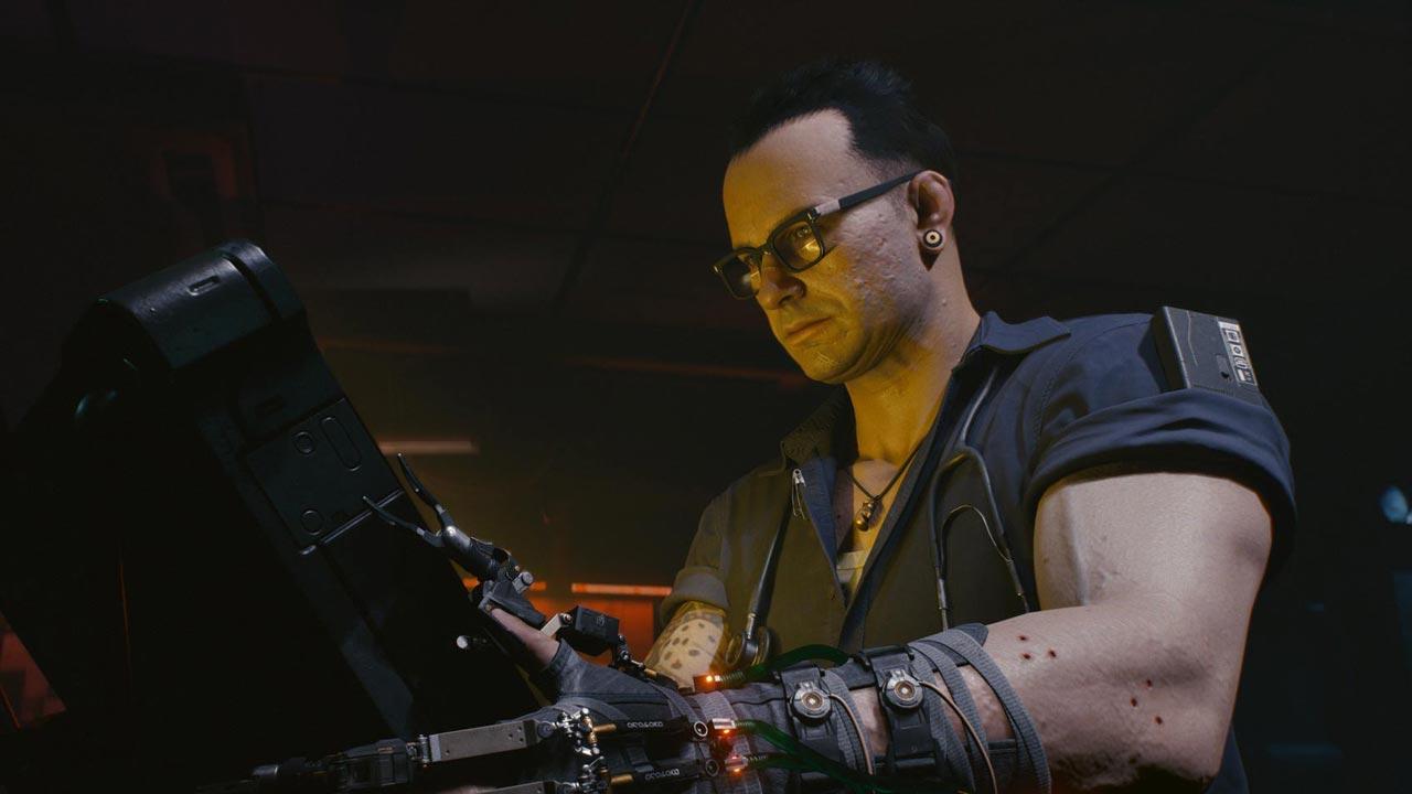 Cyberpunk 2077 - patch