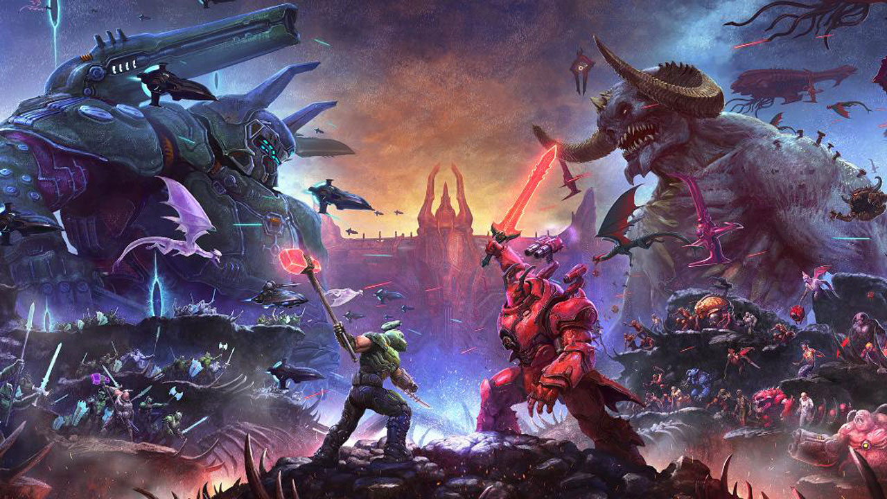 DLC Doom Eternal