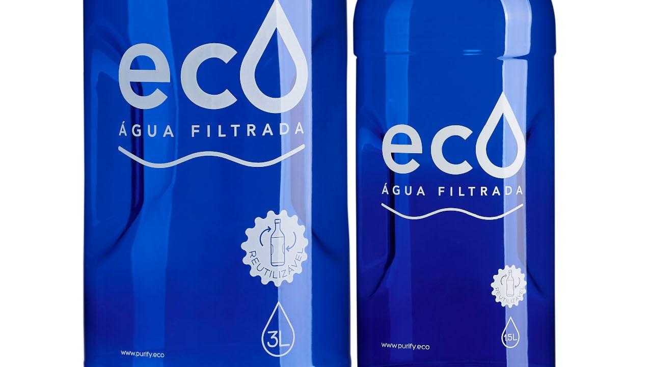 ECO - Água Filtrada