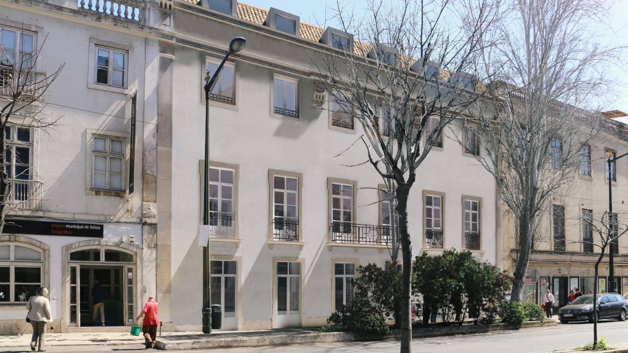 Antigo edifício dos CTT em Lisboa - maior hostel do país