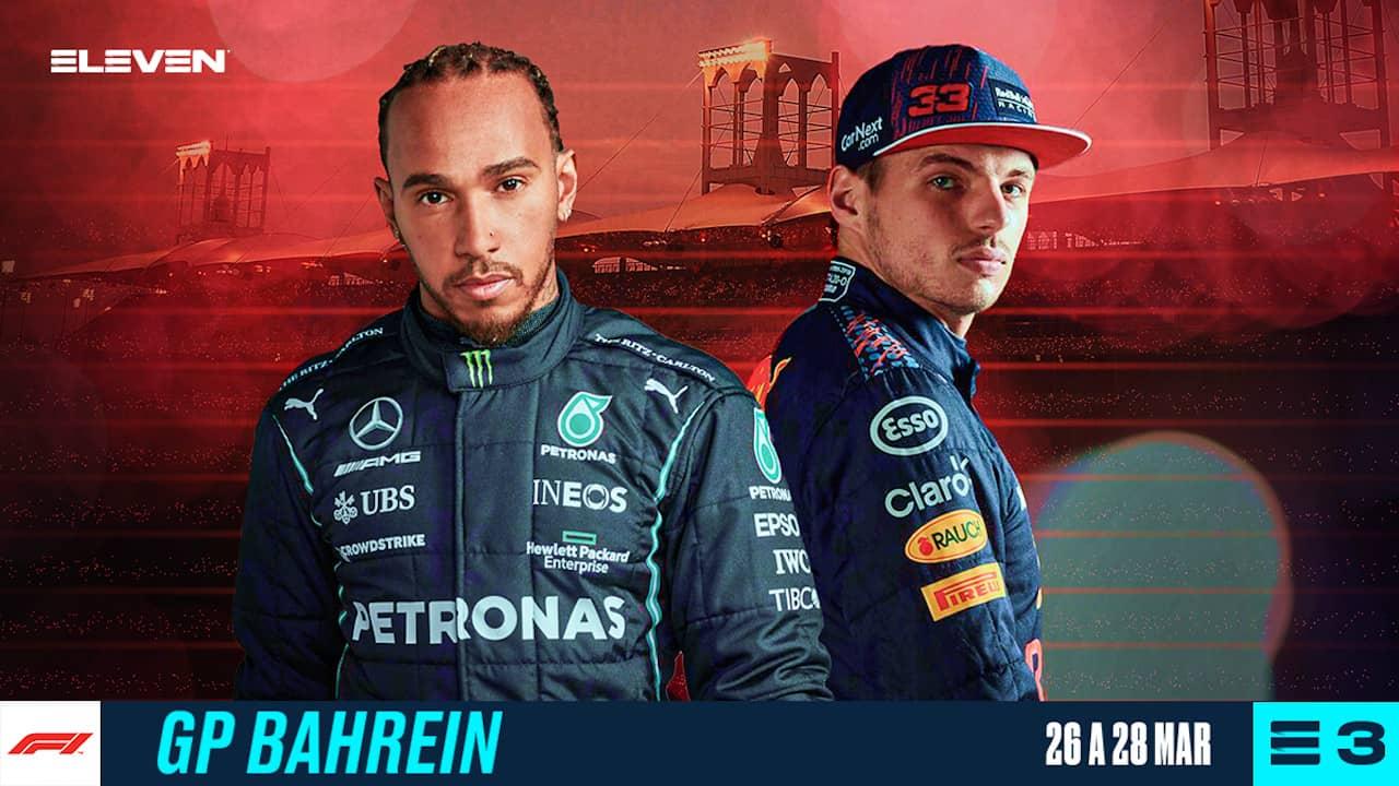 Fórmula 1 - Grande Prémio do Bahrein