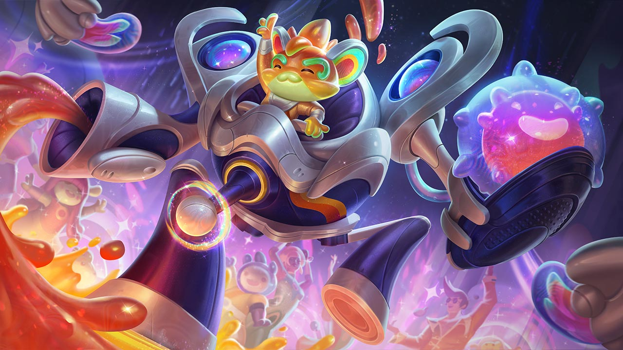 league of legends space groove 3
