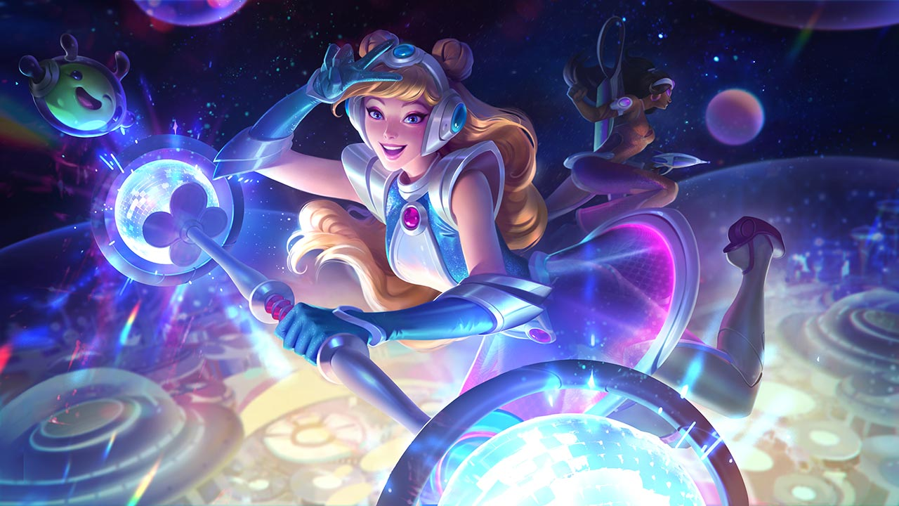league of legends space groove