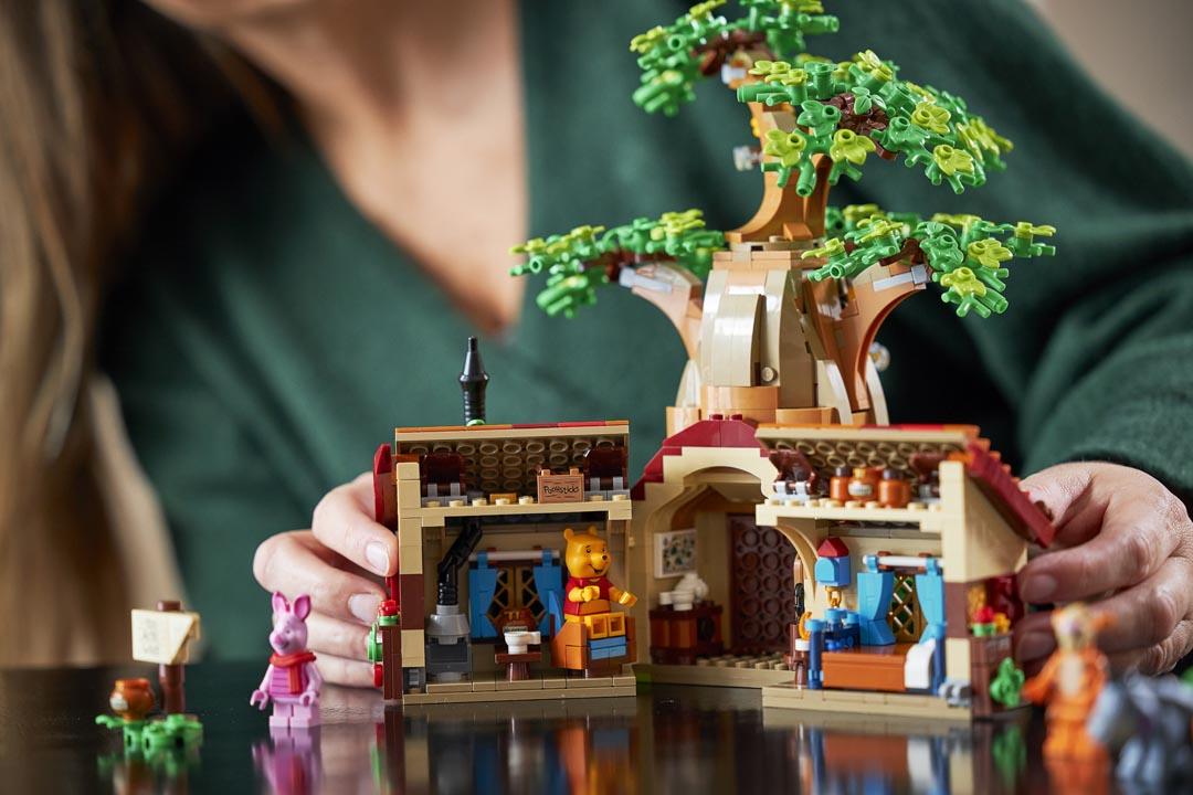 lego ideas winnie the pooh 2