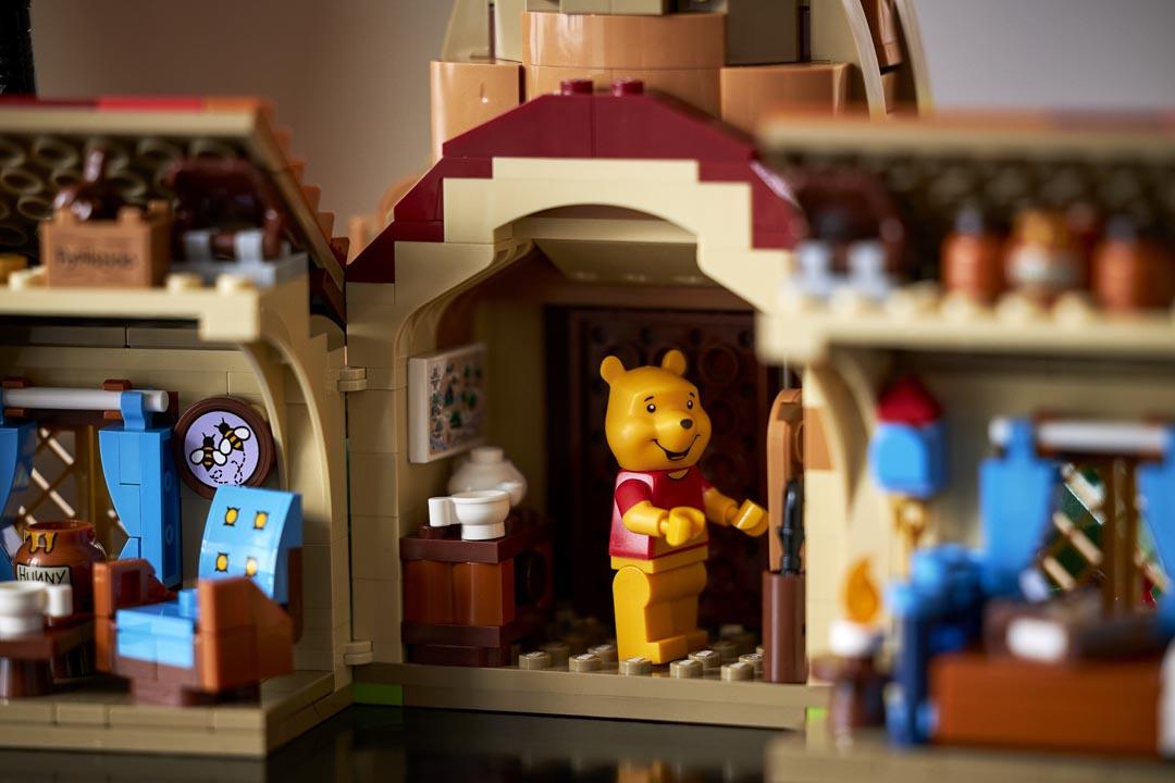 lego ideas winnie the pooh 3