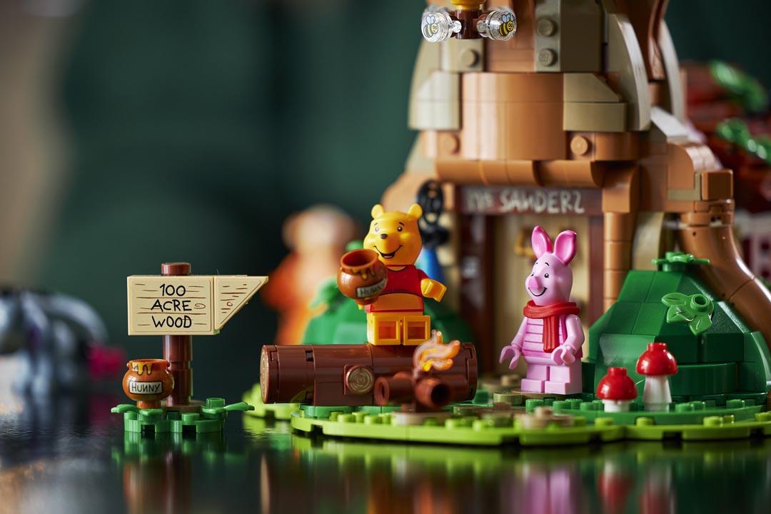 lego ideas winnie the pooh 4