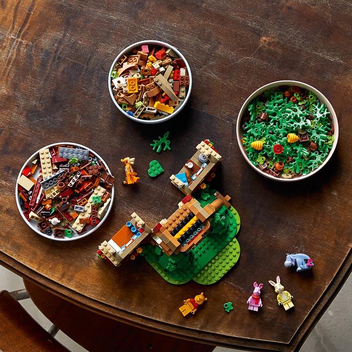lego ideas winnie the pooh 5