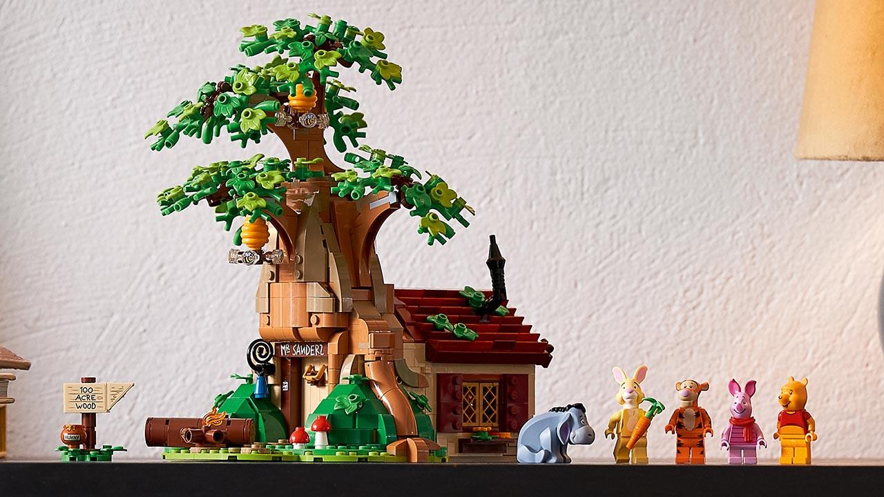lego ideas winnie the pooh 6