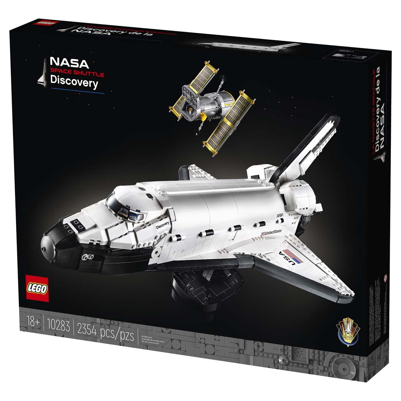 lego nasa space shuttle discovery 6