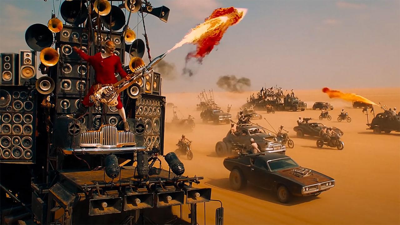 Mad Max Fury Road - Junkie XL Furiosa