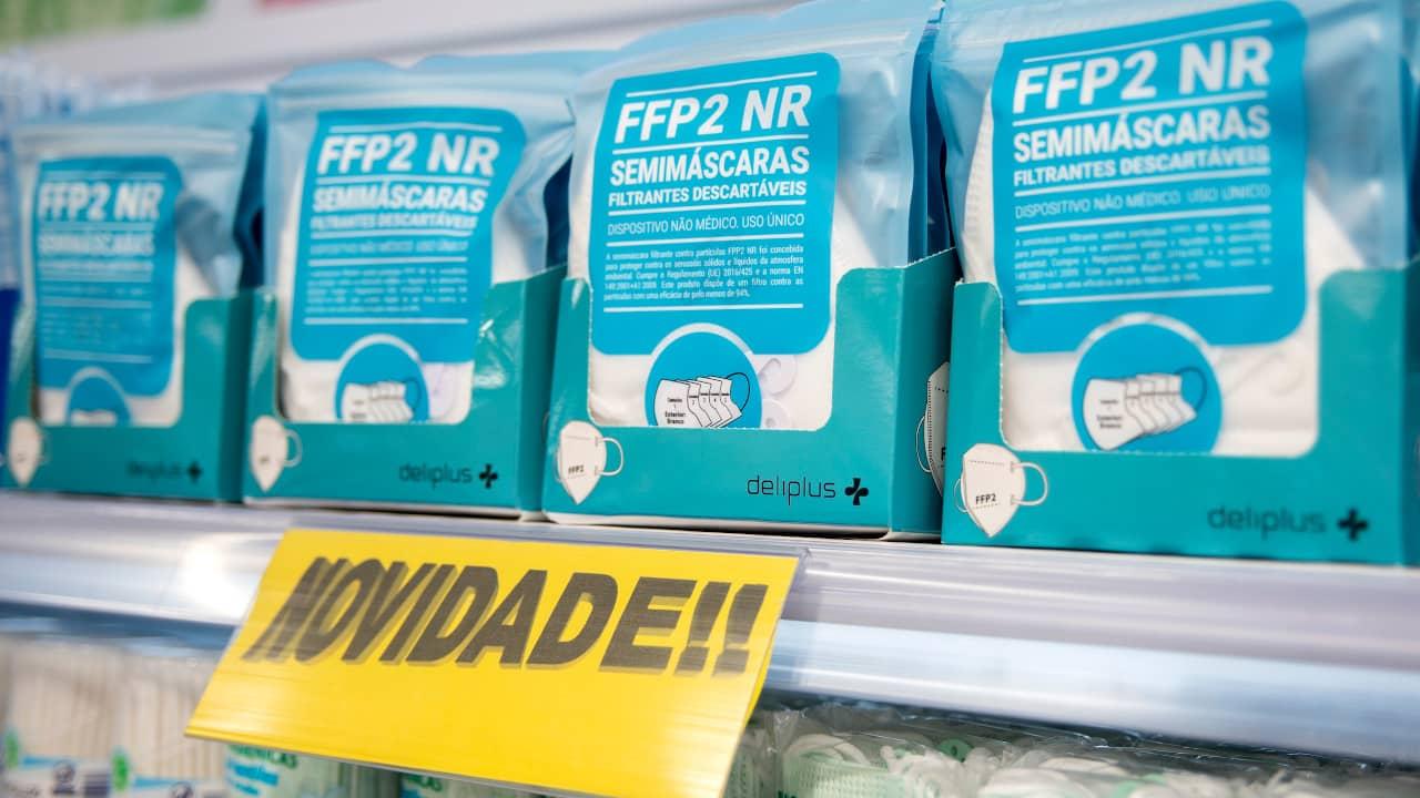 máscaras FFP2