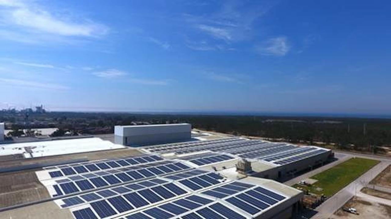 Navigator - central solar fotovoltaica