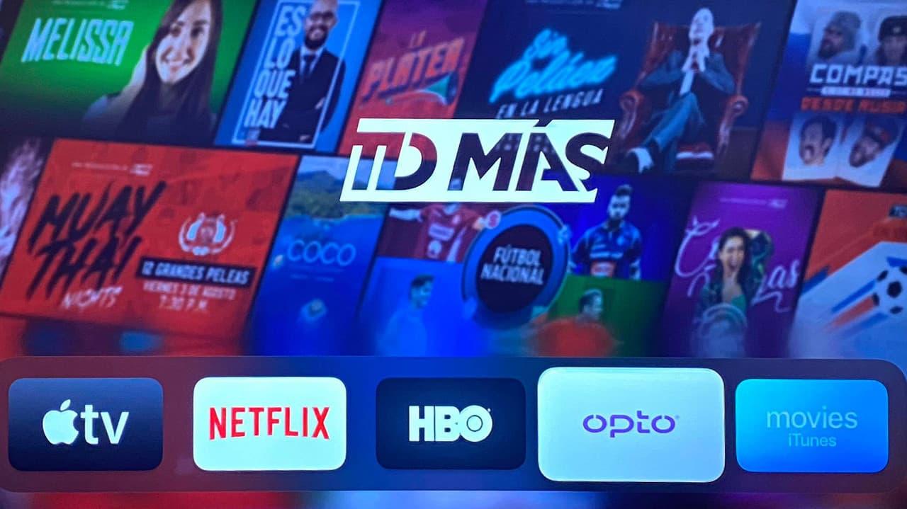 OPTO Apple TV