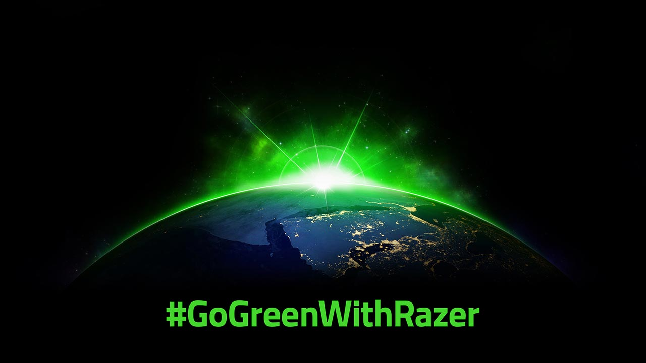GoGreenWithRazer