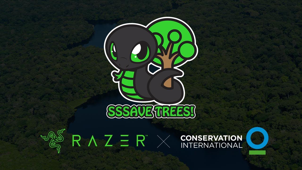 razer save trees