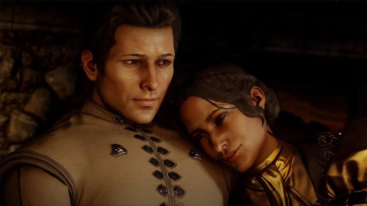 RPGs romance