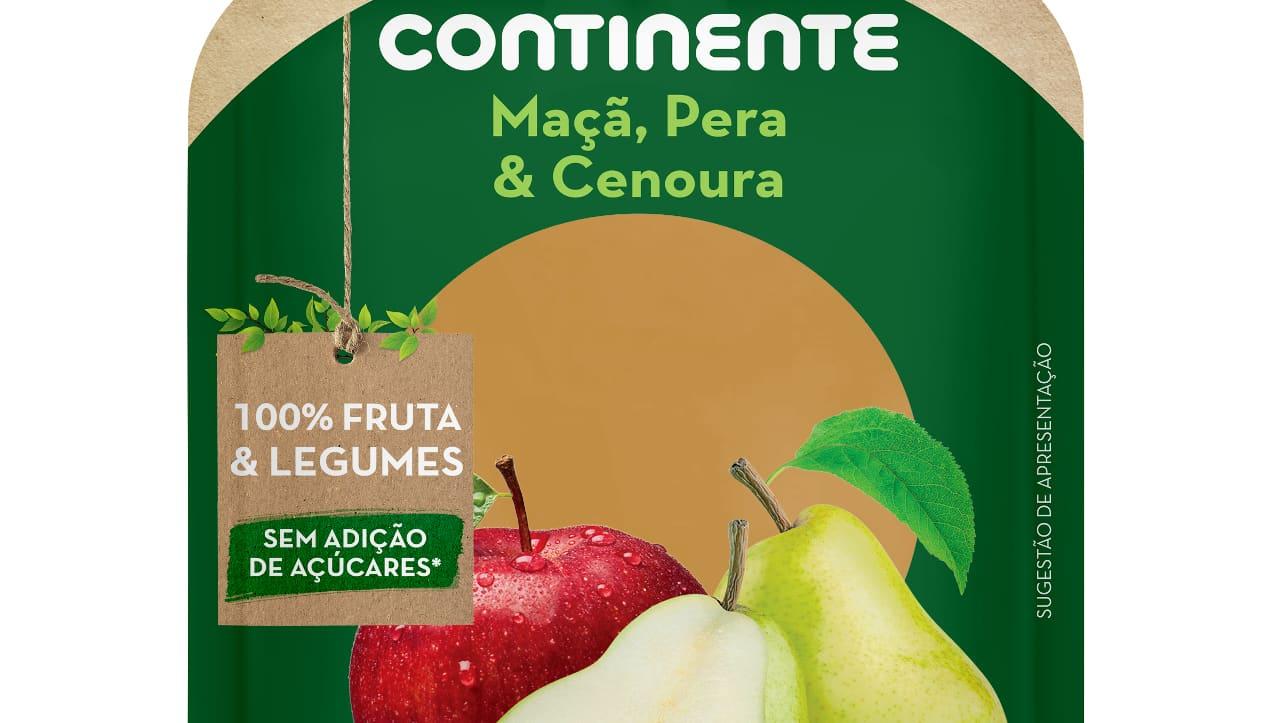 saquetas de frutas