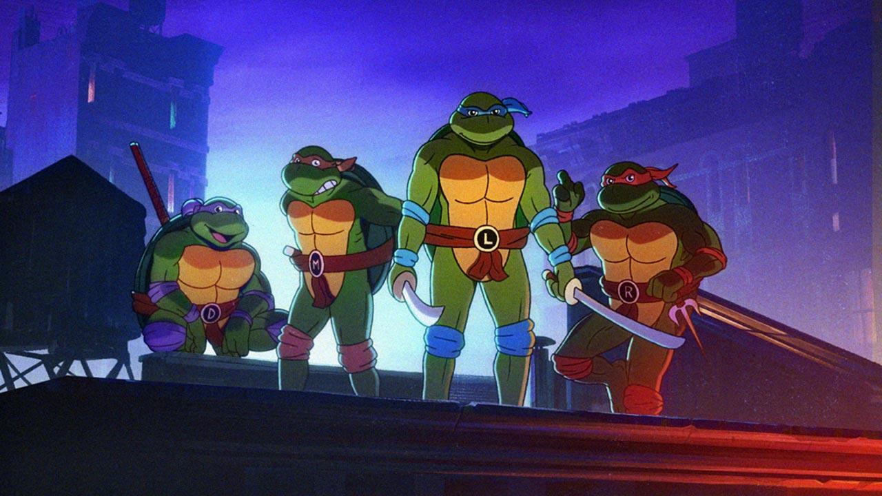 Tartarugas Ninja -