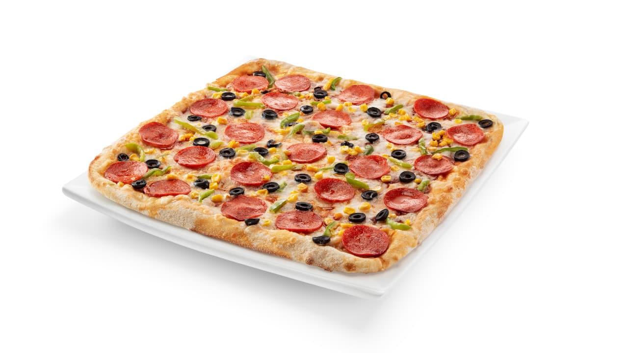 Telepizza King Size