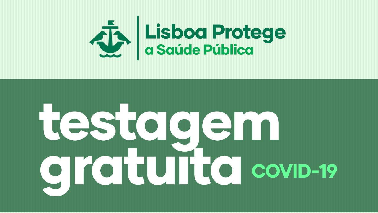 Câmara de Lisboa testes gratuitos