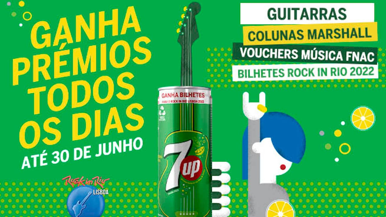 7UP Rock in Rio