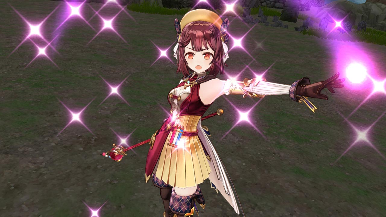 atelier mysterious trilogy dx review echo boomer 3