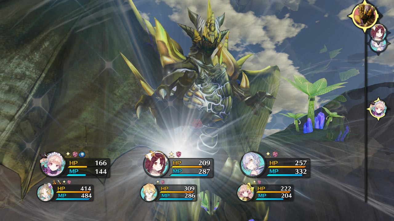 atelier mysterious trilogy dx review echo boomer 5