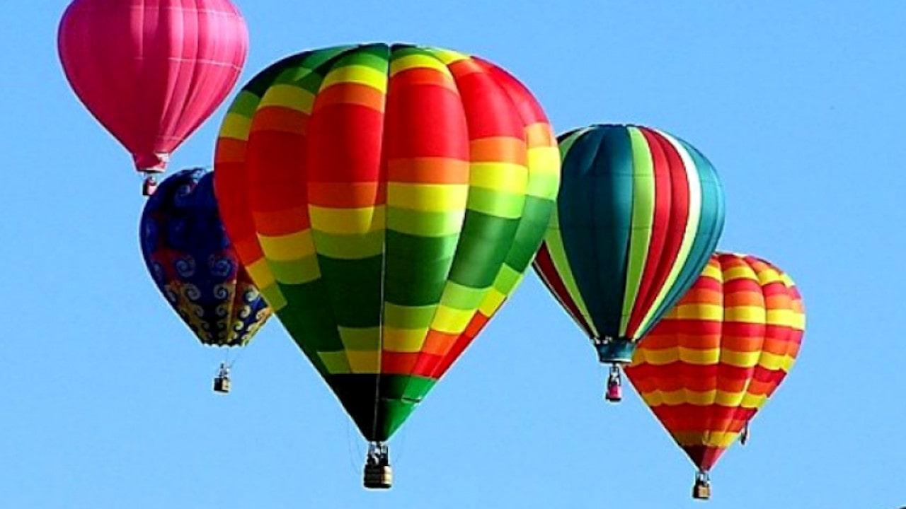 Voar na Beira Baixa, o primeiro evento de balonismo do centro de Portugal