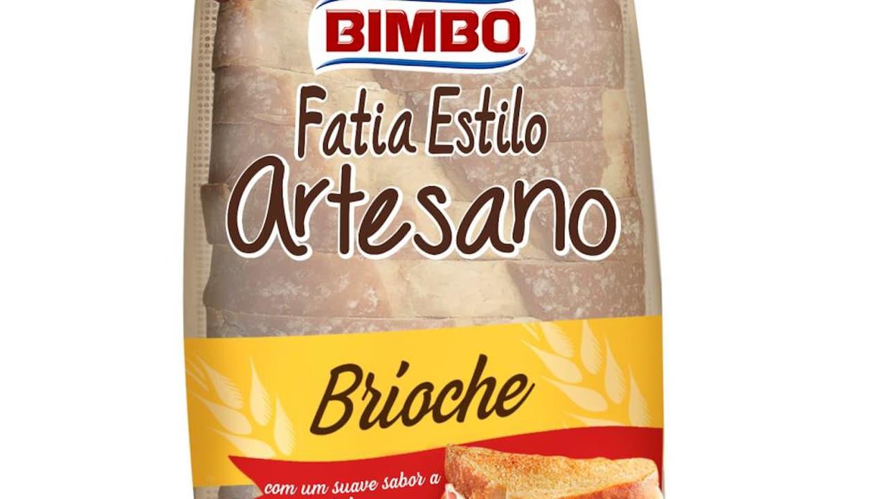 Bimbo Artesano Brioche
