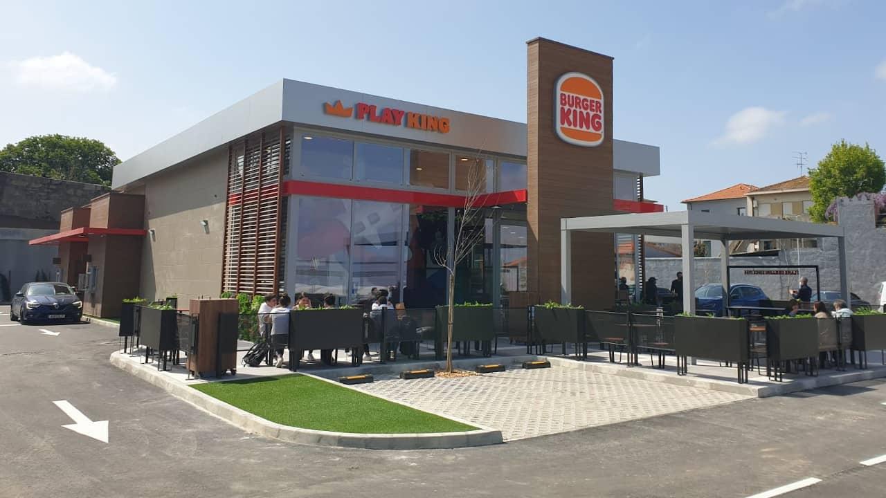 Burger King São Mamede de Infesta