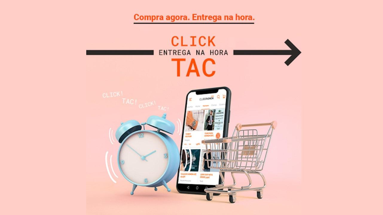 ClubeFashion - Click Tac