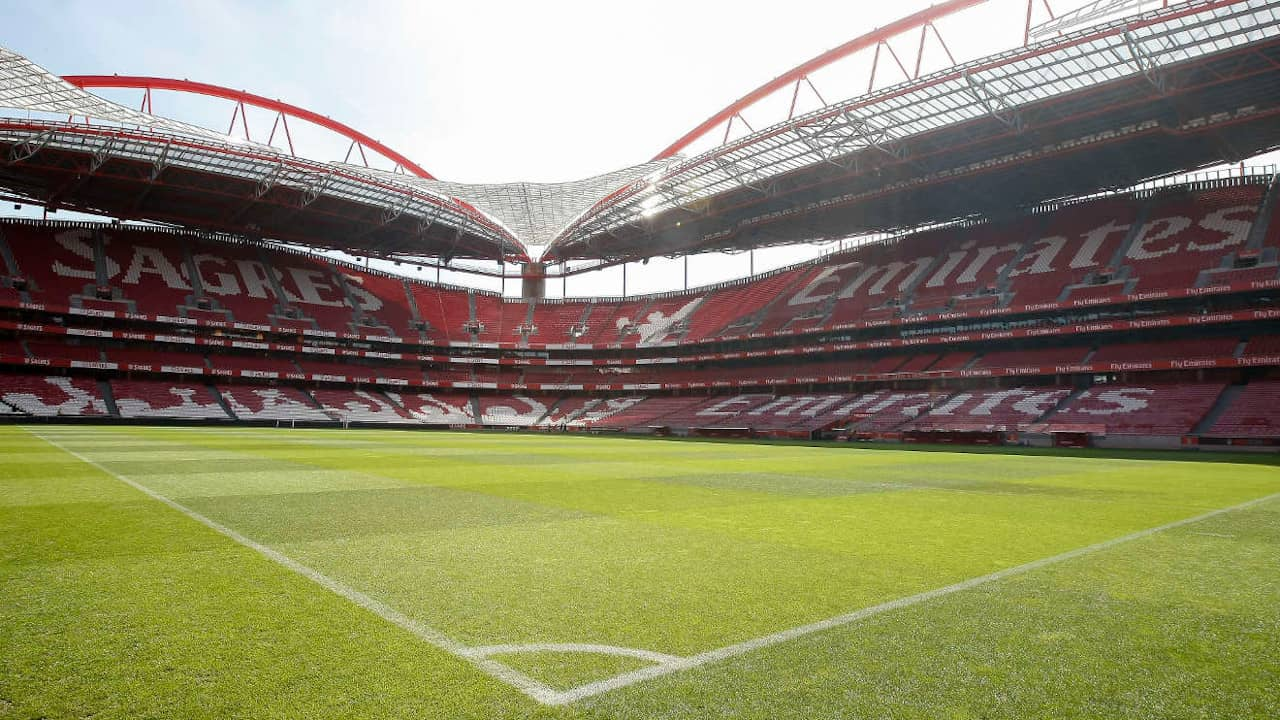 Estádio Sport Lisboa e Benfica 5G