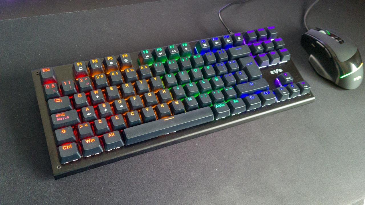 gaming keyboard esg k6 mechanik review echo boomer 1
