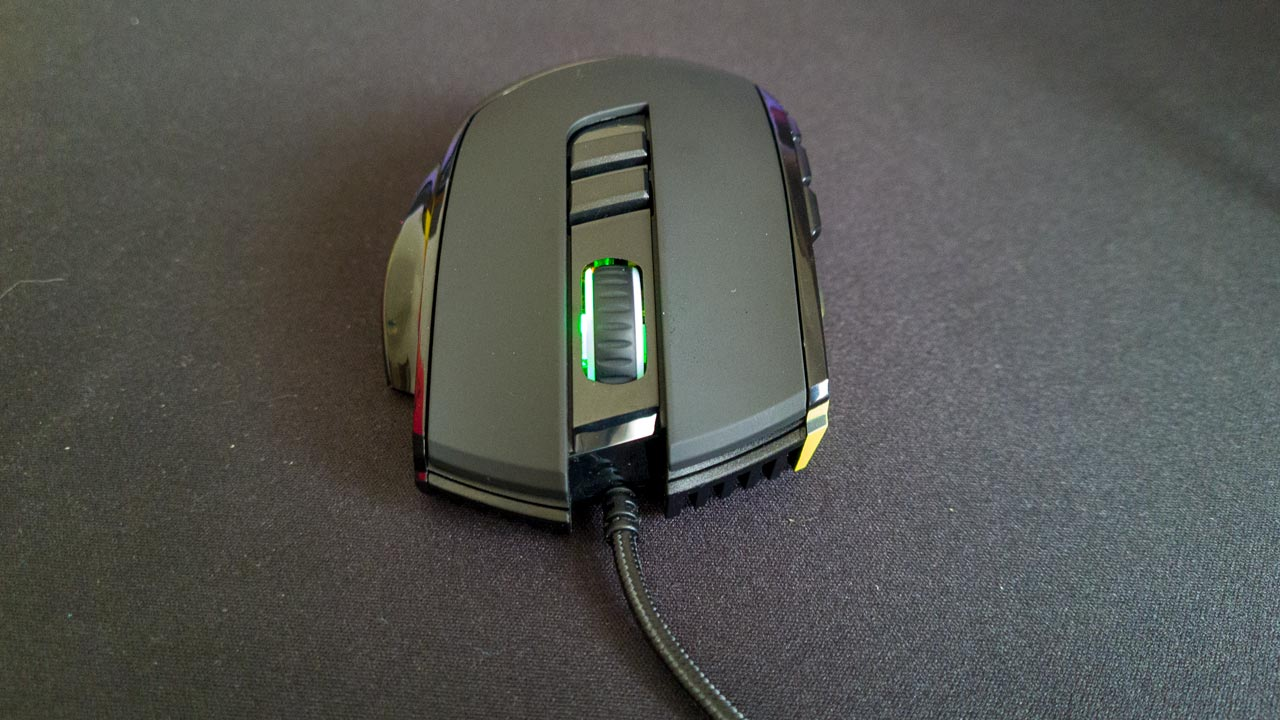 Gaming Mouse ESG M5 Triforce