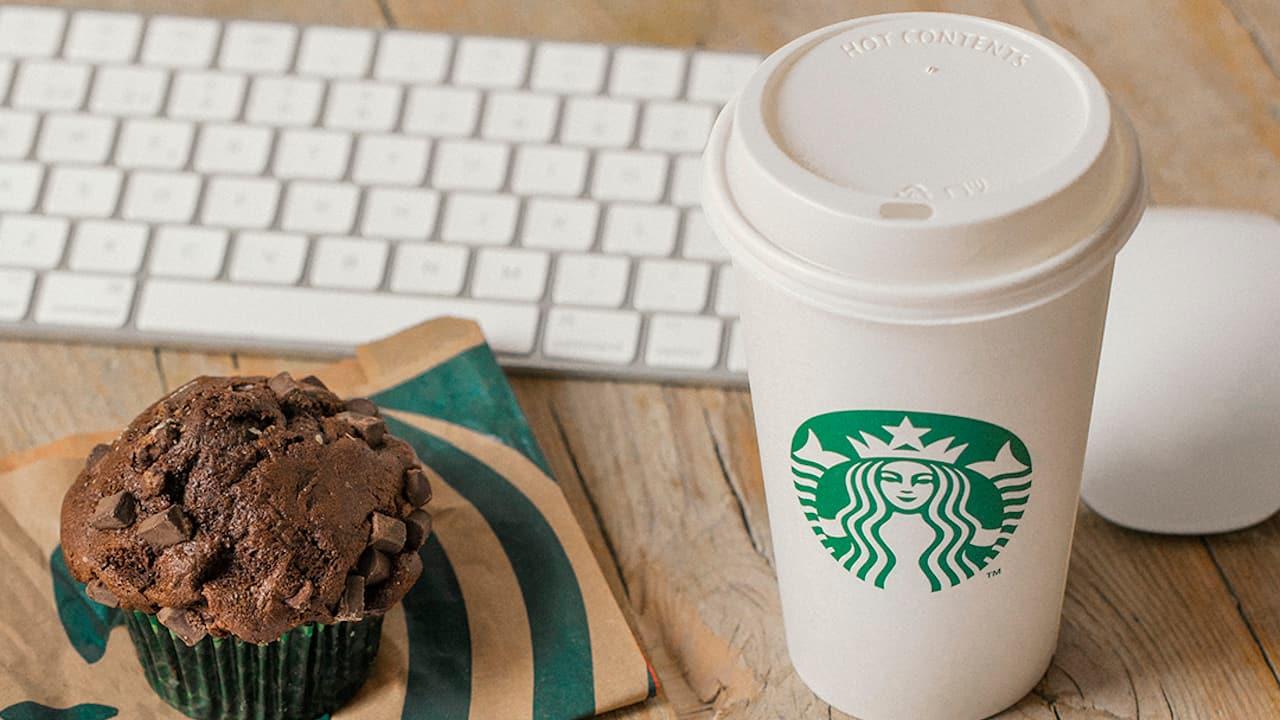 Starbucks Glovo