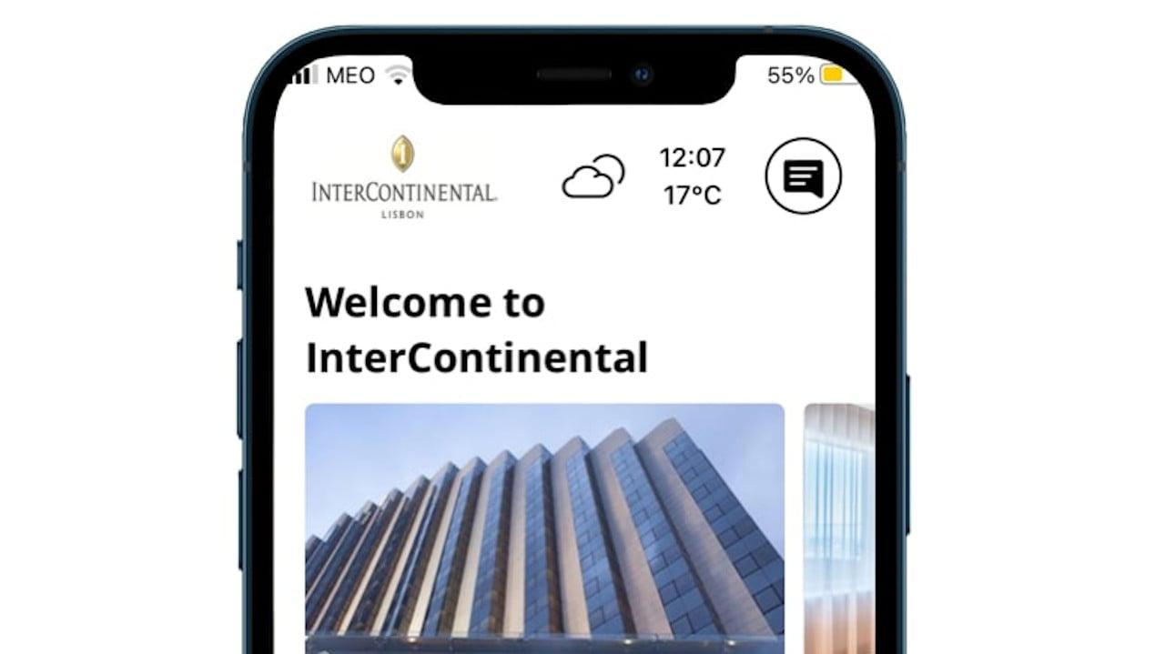 InterContinental app