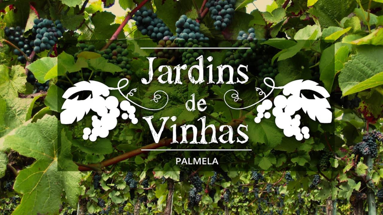 Palmela percurso pedestre - Jardins de Vinhas