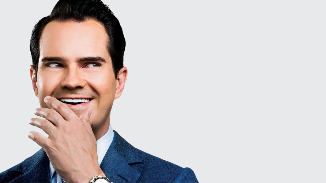 Jimmy Carr Portugal 2022