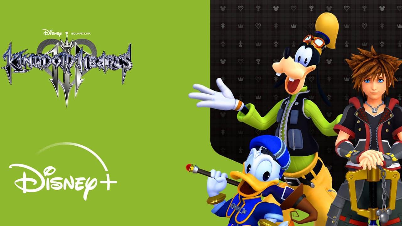 Kingdom Hearts Disney+