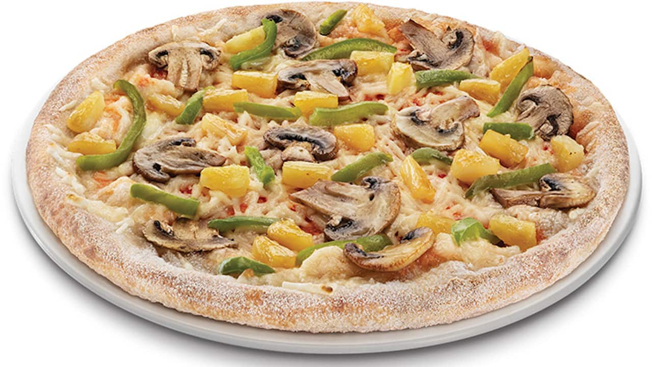 massa integral Telepizza