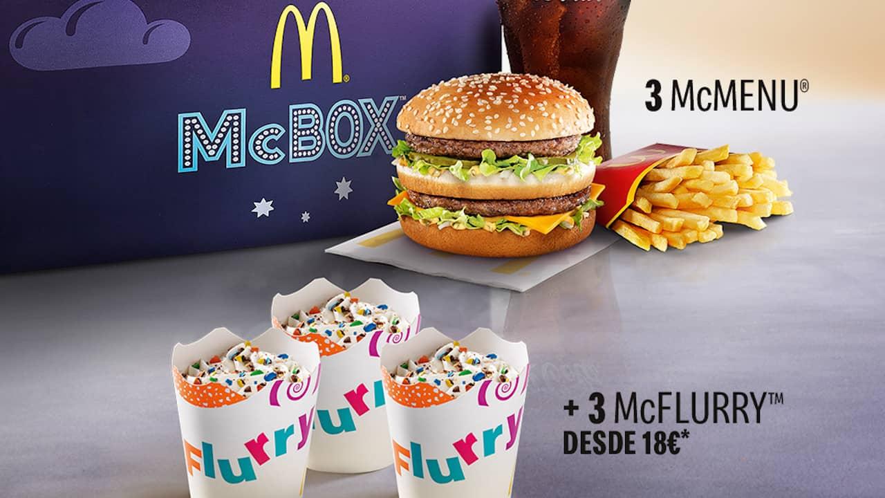 McDonald's - McBox