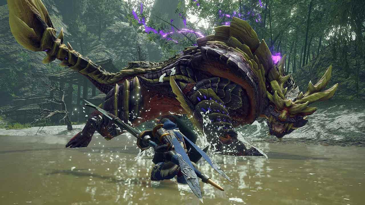 Monster Hunter Rise Análise